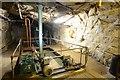 SW6536 : Holman's Test Mine - Sump by Ashley Dace