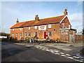 TM0738 : Queens Head Public House, Great Wenham by Adrian Cable