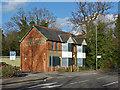 SU8758 : Church Road, Frimley by Alan Hunt