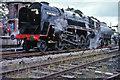 SU7931 : Black Prince at Longmoor Downs station by Ian Taylor