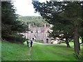 SS6949 : From Cuddycleave Wood-Lee Abbey, North Devon by Martin Richard Phelan