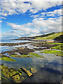TA0487 : Low Tide View by Scott Robinson