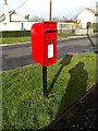 TM0538 : Rectory Close Postbox by Adrian Cable