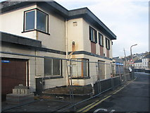 C8540 : Disused house Portrush by Willie Duffin