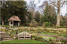 SU8612 : The Sunken Garden, West Dean Gardens by Ian Capper
