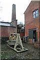 SJ3248 : Erddig Hall - sawmill and boiler by Chris Allen