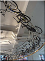 TQ2679 : Bicycles, Science Museum, London SW7 by Christine Matthews