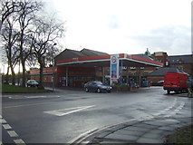 NZ5019 : Service station off Park Vale Road by JThomas