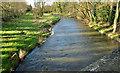 J2084 : The Sixmilewater, Dunadry (2) by Albert Bridge