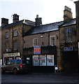 SK2168 : Shop to let, Matlock Street, Bakewell by Peter Barr