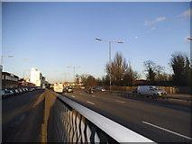 TQ1883 : The North Circular Road, Alperton by David Howard