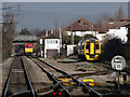 SO9322 : Carriage Sidings and Signal Box, Cheltenham Spa by Rob Newman