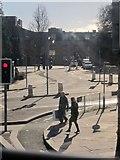 SX9292 : Bampfylde Street meets Paris Street, Exeter by Derek Harper