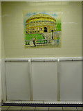 TQ2879 : London: inside the gents' at Hyde Park Corner by Chris Downer