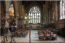 SK9136 : Lady Chapel by Richard Croft