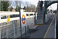 TQ2976 : Wandsworth Road Station by Roger Templeman