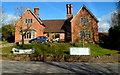 SO5719 : Goodrich Village Hall by Jaggery