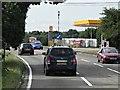 TM1123 : Colchester Road, Shell Corner by David Dixon