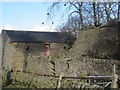 NY7956 : Derelict and Ruined Farm Buildings, Keenleywell House by Les Hull