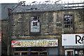 NZ1952 : Pizza land front street stanley by ROBERT RAFFERTY