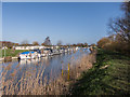 TL5064 : River Cam at Clayhithe by Kim Fyson