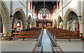 TQ3493 : St Martin (St Demetrios), Town Road, Edmonton - West end by John Salmon