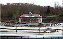 NS5766 : Kelvingrove bandstand renovation by Thomas Nugent