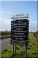 TF1080 : Welcome to Wickenby Aerodrome by Ian S