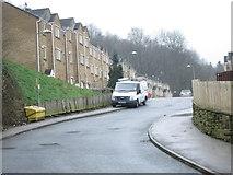 SE0726 : Princeton Close - Brackenbed Lane by Betty Longbottom