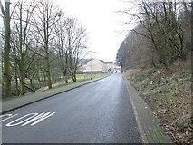SE0726 : Larch Close - Wood Lane by Betty Longbottom