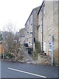 SE0726 : White Birch Terrace - City Lane by Betty Longbottom