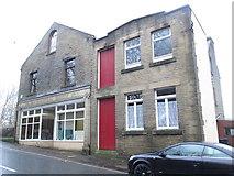 SE0726 : Halifax Industrial Society Ltd - Wheatley Road by Betty Longbottom