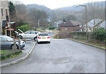 SE0726 : Dyer Lane - Wheatley Road by Betty Longbottom