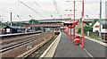 TL2371 : Huntingdon station, ECML 1992 by Ben Brooksbank