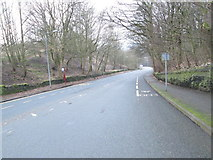 SE0726 : Hebble Lane - Shroggs Road by Betty Longbottom