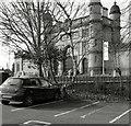 SK5439 : Lenton Lodge by Alan Murray-Rust