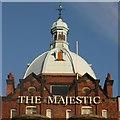 SE3055 : Majestic Hotel, Harrogate by Dave Pickersgill