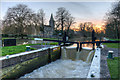 TL1097 : Water Newton Lock by Julian Dowse