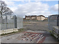 SK5439 : Former gasworks site off Triumph Road by Alan Murray-Rust