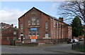 SK5540 : Evangelical Free Church, St Peter's Street by Alan Murray-Rust