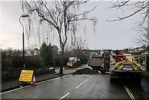 SX9065 : Parkhurst Road, Torquay, closed by Derek Harper