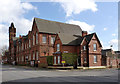 SK5540 : Former Radford School and school house by Alan Murray-Rust