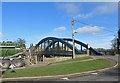 NZ8909 : Bridge over the River Esk, Ruswarp by Pauline E
