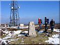 SO1964 : Summit area of Black Mixen by Trevor Littlewood