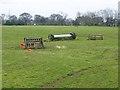 NZ1172 : Horses jumps by Oliver Dixon