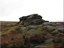 SK0995 : Hern Stones by Gareth James