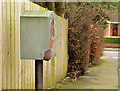 J2766 : Drop box, Lambeg (2) by Albert Bridge