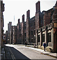 TL4458 : A February morning in Queens' Lane by John Sutton