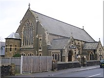 TR3865 : Catholic Church of St Ethelbert, Ramsgate by David Anstiss