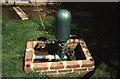 SU9719 : Coultershaw Pump - hydraulic ram by Chris Allen